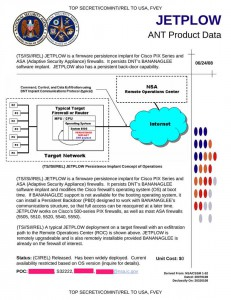 """Κείμενο της NSA με λεπτομέρεις για μια """"κερκόπορτα"""" σε Cisco PIX/ASA firewalls. (Der Spiegel)"""
