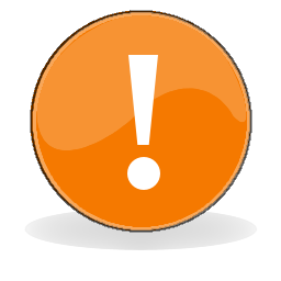 Notice icon attention orange.png